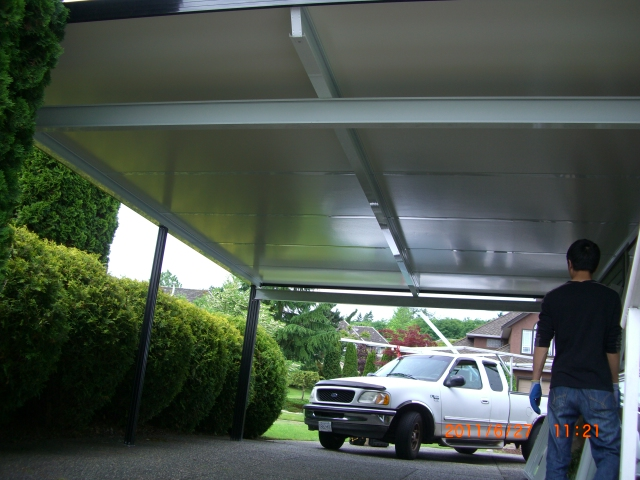 Insulation board roof cover